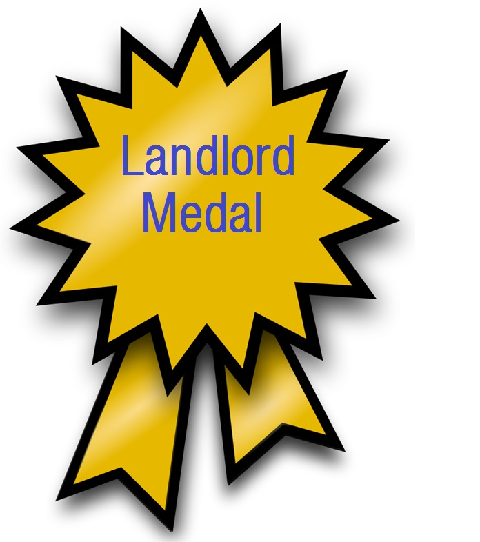 Landlord Medal